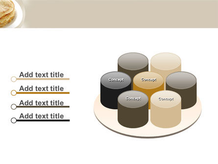 Pancakes PowerPoint Template Slide 12