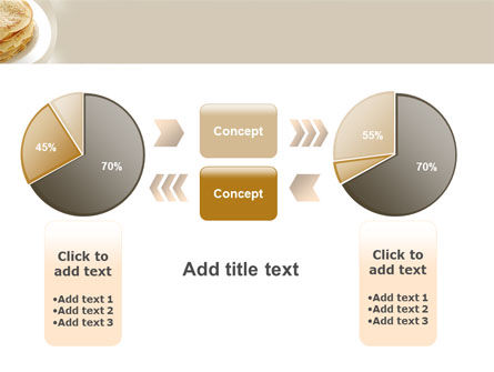 Pancakes PowerPoint Template Slide 16