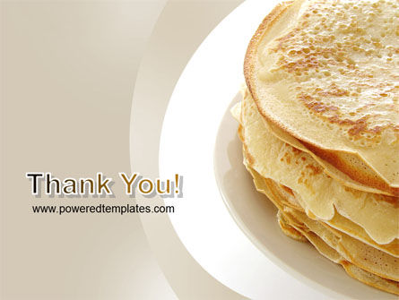 Pancakes PowerPoint Template Slide 20