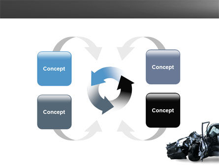 Accident PowerPoint Template Slide 6