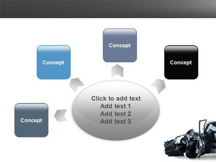 Accident PowerPoint Template Slide 7