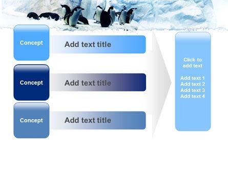 Penguins On The Iceberg PowerPoint Template Slide 12