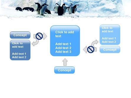 Penguins On The Iceberg PowerPoint Template Slide 13