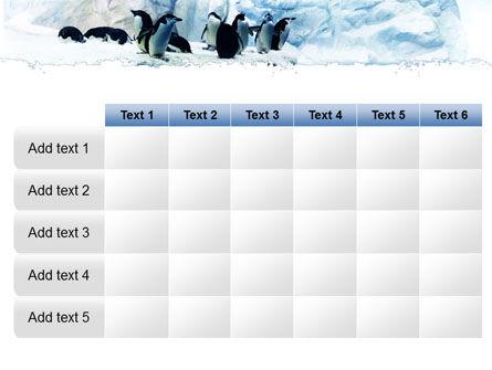 Penguins On The Iceberg PowerPoint Template Slide 14