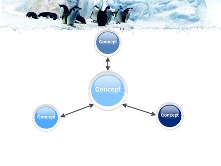 Penguins On The Iceberg PowerPoint Template Slide 15