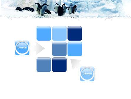 Penguins On The Iceberg PowerPoint Template Slide 16