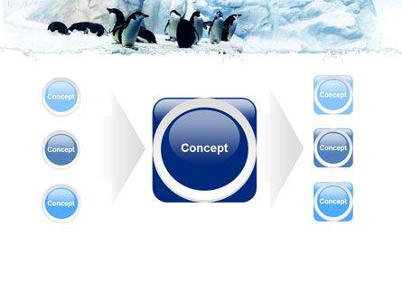 Penguins On The Iceberg PowerPoint Template Slide 17