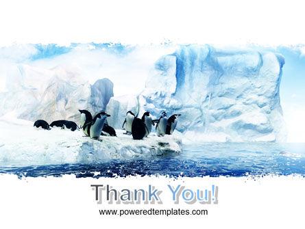 Penguins On The Iceberg PowerPoint Template Slide 20