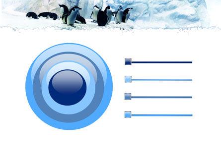 Penguins On The Iceberg PowerPoint Template Slide 9