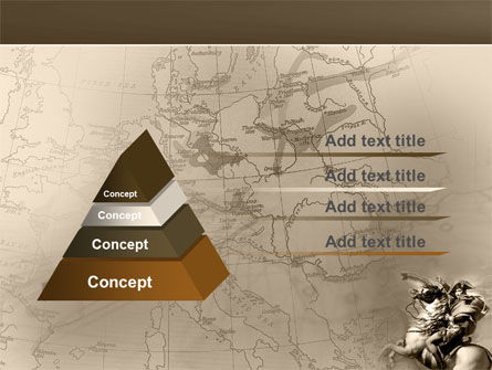 Napoleon PowerPoint Template, Slide 4, 05354, Education & Training — PoweredTemplate.com
