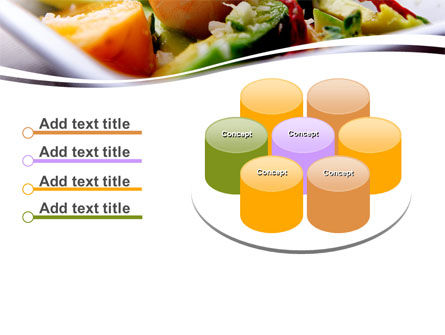 Shrimp PowerPoint Template Slide 12