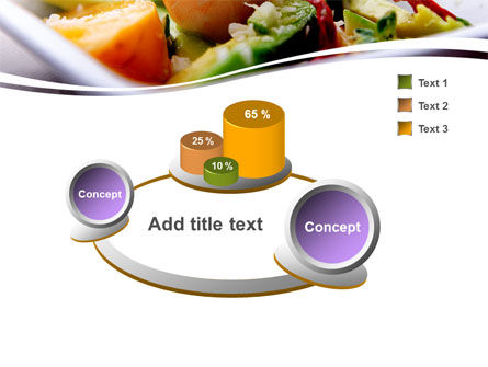 Shrimp PowerPoint Template Slide 6