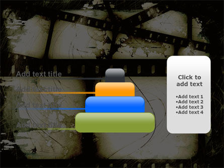 Educational Films PowerPoint Template Slide 8