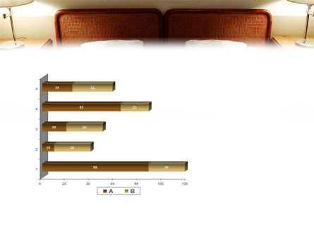 Motel Room PowerPoint Template Slide 11