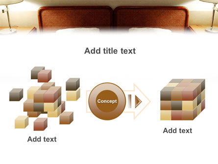 Motel Room PowerPoint Template Slide 17