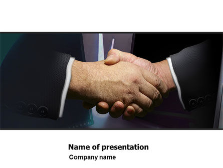 Dealing PowerPoint Template