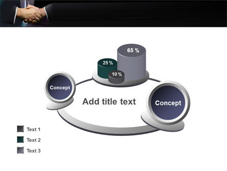 Dealing PowerPoint Template Slide 16