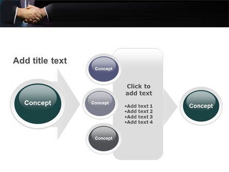Dealing PowerPoint Template Slide 17