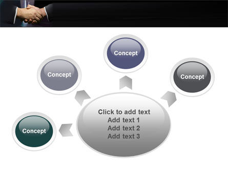 Dealing PowerPoint Template Slide 7