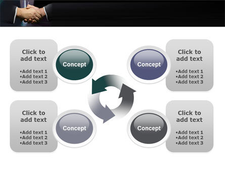 Dealing PowerPoint Template Slide 9