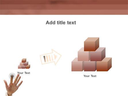Press Start PowerPoint Template Slide 13