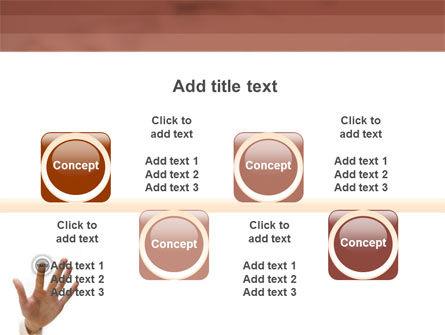 Press Start PowerPoint Template Slide 18