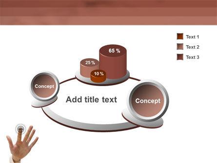 Press Start PowerPoint Template Slide 6