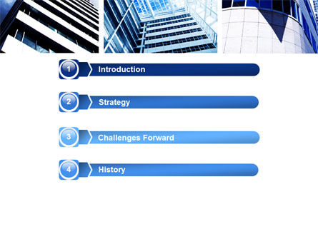 Urban Architecture PowerPoint Template, Slide 3, 05365, Construction — PoweredTemplate.com