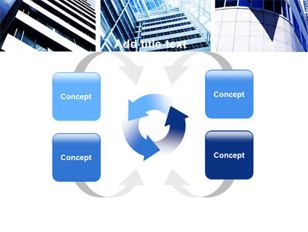 Urban Architecture PowerPoint Template Slide 6