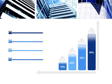 Urban Architecture PowerPoint Template Slide 8