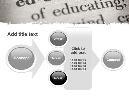 Glossary PowerPoint Template Slide 17
