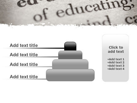 Glossary PowerPoint Template Slide 8