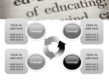 Glossary PowerPoint Template Slide 9