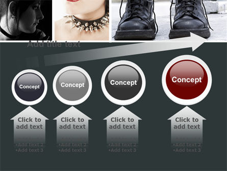 Goth Culture PowerPoint Template Slide 13