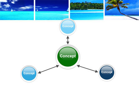 Exotic Beaches PowerPoint Template Slide 14