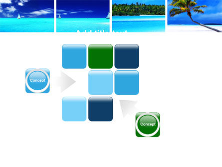 Exotic Beaches PowerPoint Template Slide 16