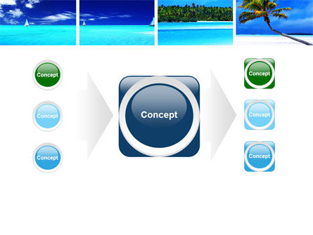 Exotic Beaches PowerPoint Template Slide 17