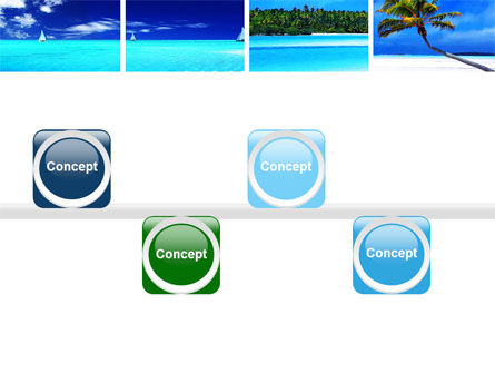 Exotic Beaches PowerPoint Template Slide 19
