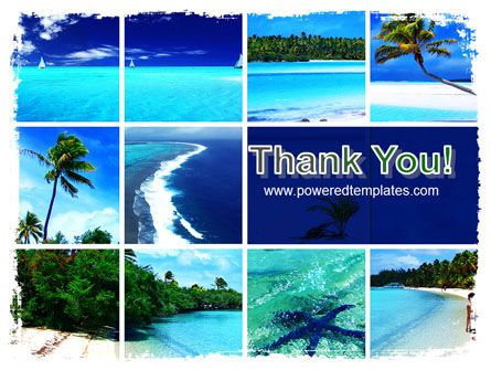Exotic Beaches PowerPoint Template Slide 20