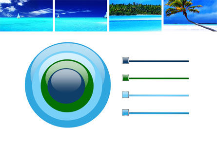 Exotic Beaches PowerPoint Template Slide 9
