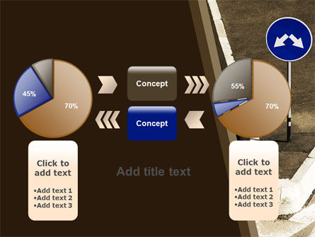 Crossing Roads PowerPoint Template Slide 16