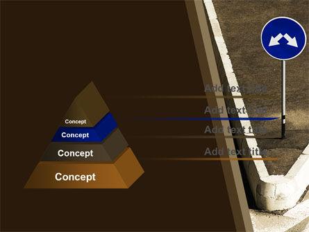 Crossing Roads PowerPoint Template Slide 4