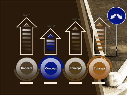 Crossing Roads PowerPoint Template Slide 7