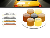 City Taxi PowerPoint Template#12