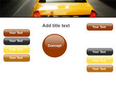 City Taxi PowerPoint Template#15