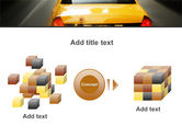 City Taxi PowerPoint Template#17