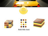 City Taxi PowerPoint Template#19