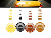 City Taxi PowerPoint Template#7