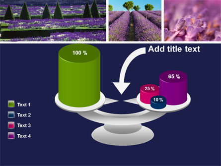 Lavender PowerPoint Template Slide 10