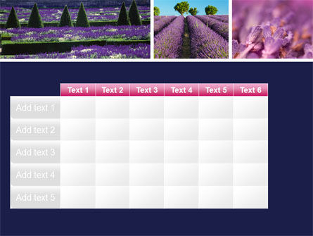 Lavender PowerPoint Template Slide 15